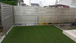 多段フェンス